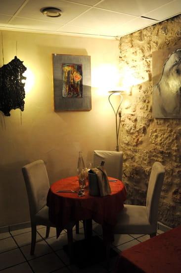 Il Romantico  - La salle de restaurant -   © Dominique salé