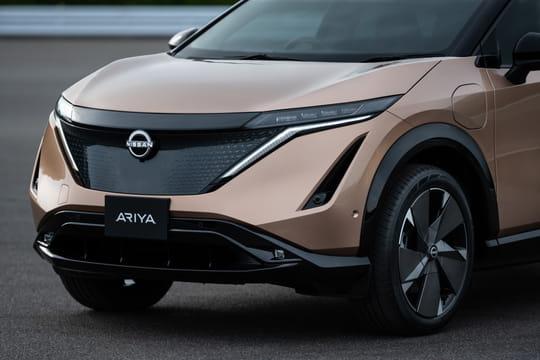 Nissan Ariya: un nouveau SUV électrique! Toutes les infos