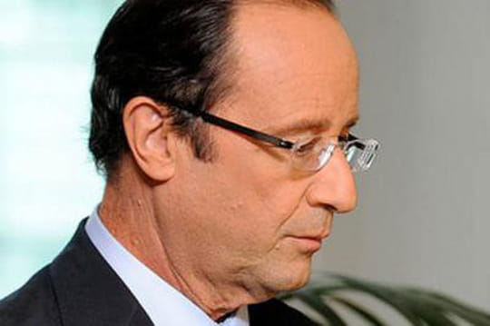 François Hollande: ses principales déclarationsface àlapresse