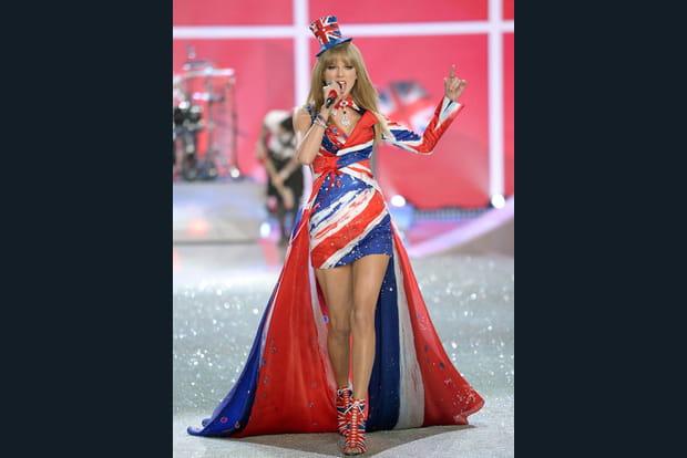 Taylor Swift fait le show
