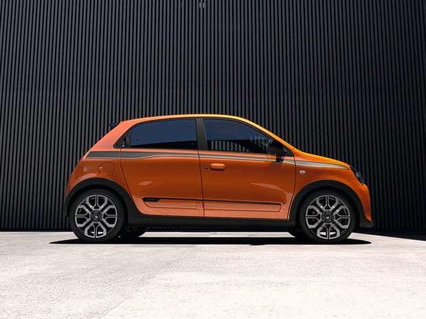 Renault Twingo 3restylée
