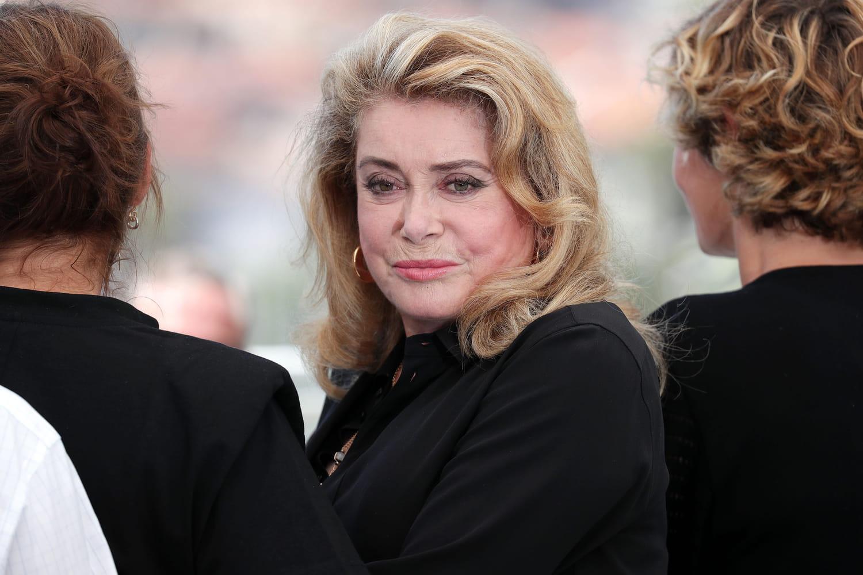 Mort de Renée Simonot: Catherine Deneuveperd sa mère, qui était-elle?