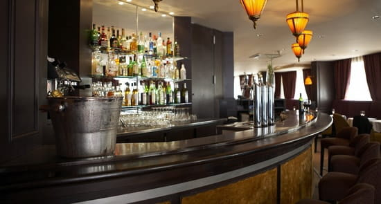 LMB Biarritz  - Le Bar du Restaurant -   © Tonic Hotel
