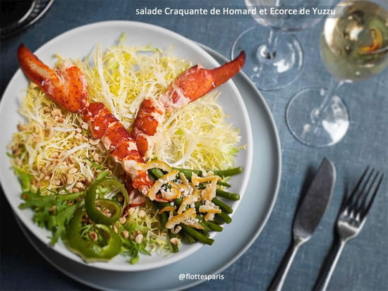 Flottes  - Le homard -   © Flottes