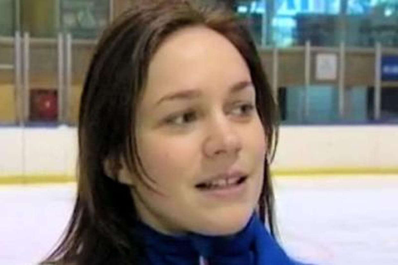 Nathalie p chalat la patineuse nouvelle compagne de jean for La nouvelle vie de jean dujardin