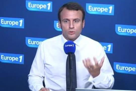 """Emmanuel Macron et les """"illettrées"""": cequ'il voulait vraiment dire"""