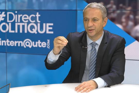 """Air France: """"Unmoment d'exacerbation dans lasociété française"""" selon Laurent Baumel"""