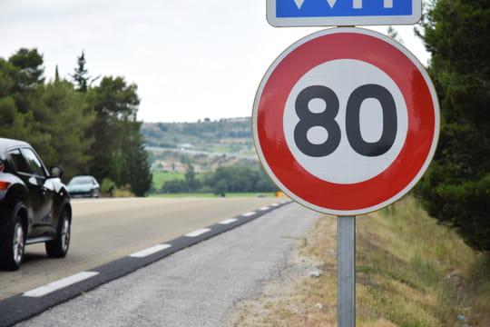 Routes à 80km/h: quels départements repassent à 90km/h? [infos]
