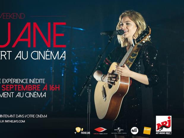 Louane: le concert au cinéma