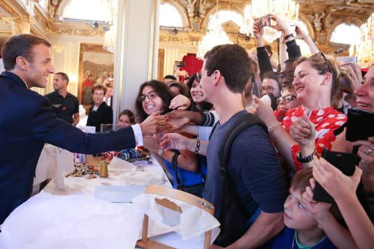 Journées du patrimoine 2018: L'Élysée, star des Journées du patrimoine