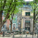 Restaurant sur la Place  - Fresque -   © Google