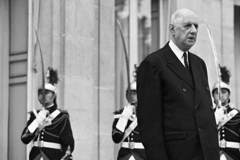 Charles de Gaulle: biographie du grand Charles de la guerre à Mai 68