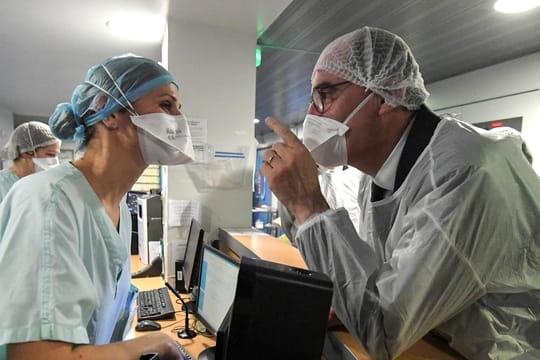 DIRECT. Coronavirus en France: encore de mauvais chiffres, Castex contraint à des annonces choc?