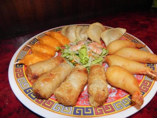 Restaurant Asiatique Niouniou  - Plateau bonheur -   © restaurant asiatique Niouniou