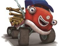 Jack et les camions : Le château de déchets
