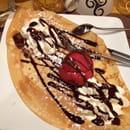 Dessert : Crêperie Le Be New