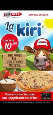 Restaurant : Go Pizz  - Le top -   © Pizzeria exeptionelle