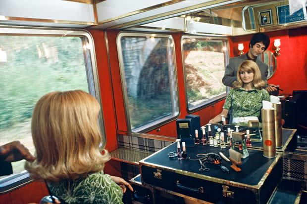 1969: Salon de coiffure du Mistral 69