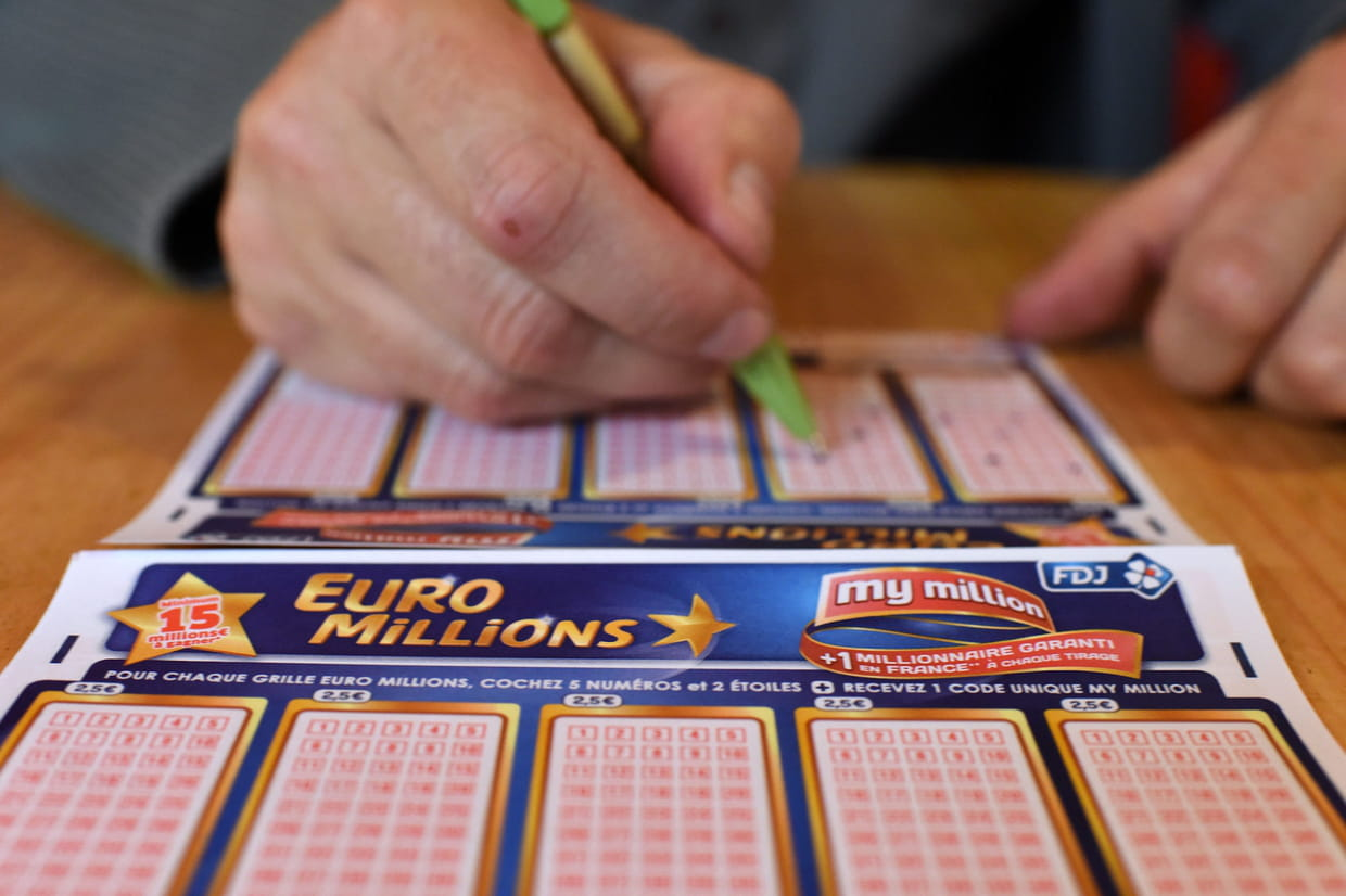 Euromillions Tirage Heure Resultat Statistiques Comment Jouer