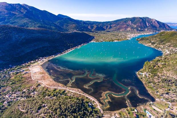 Leucade, le paradis grec