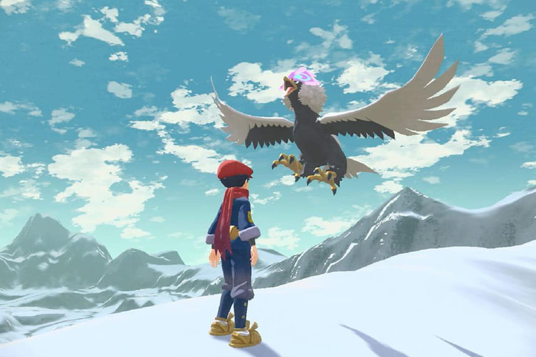 PokémonArceus: l'open-world se dévoile dans un nouveau trailer de gameplay