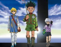 Hunter X Hunter : Poursuite et attente