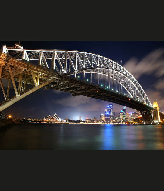Sydney et sa vue imprenable sur le Harbour Bridge