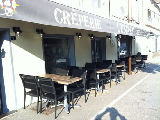 Restaurant : Crêperie De L'escale