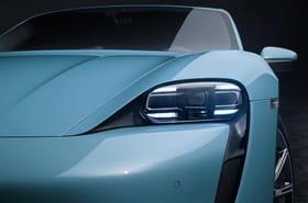 Porsche Taycan: la version 4S dévoilée, un prix plus abordable?