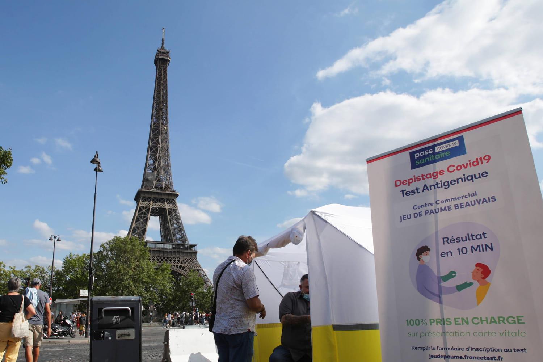 DIRECT. Coronavirus en France: une 5e vague et un sous variant plus contagieux?