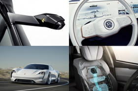 Conduite autonome, volant tactile...  montez à bord de la voiture de 2020