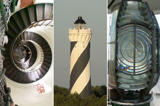 Le phare de Contis - Saint-Julien-en-Born