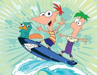Phineas et Ferb : Un cadeau au-delà de l'imagination. - Pas de chance