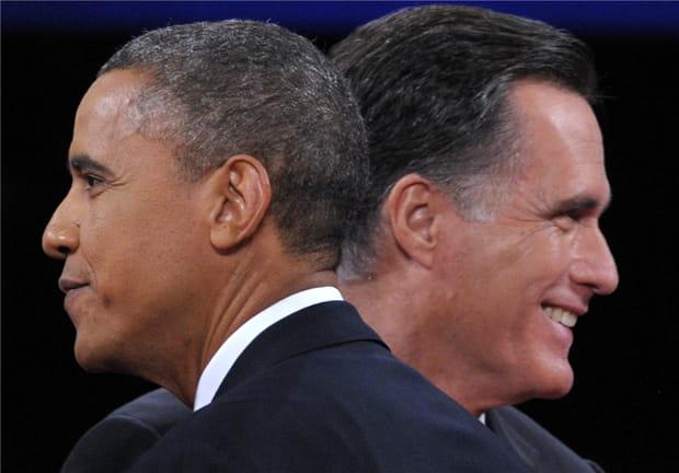 Duel serré entre Obama et Romney