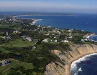 Vues d'en haut : Les côtes du Rhode Island