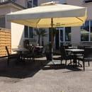 Restaurant : L'Auberge du Diabl'o Thym  - Terrasse -