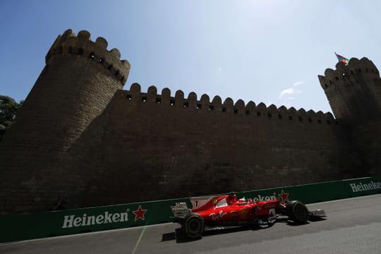 GP d'Azerbaïdjan F1: à quelle heure, sur quelle chaîne? [streaming]
