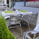 Restaurant : La Coupe d'Or  - Terrasse -   © Katis Nicolas