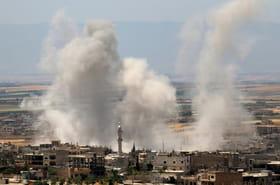 Syrie: escalade meurtrière du régime à Idleb, 15civils tués