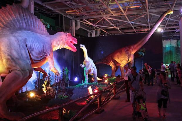 Paris ouvre ses portes à Jurassic Park!