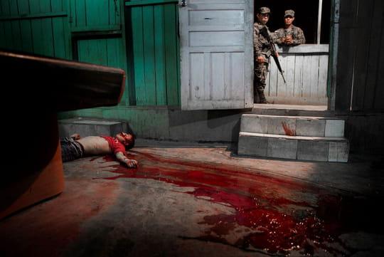 Les images d'actualité les plus marquantes du World Press Photo