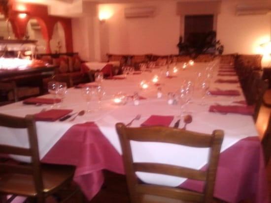 Restaurant : La Médina