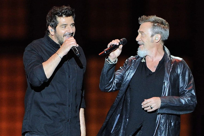 La chanson de l'année 2021: Patrick Fiori et Florent Pagny gagnants sur TF1, le récap la soirée