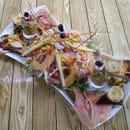 Restaurant l'Hibiscus  - Salade duo -   © chef