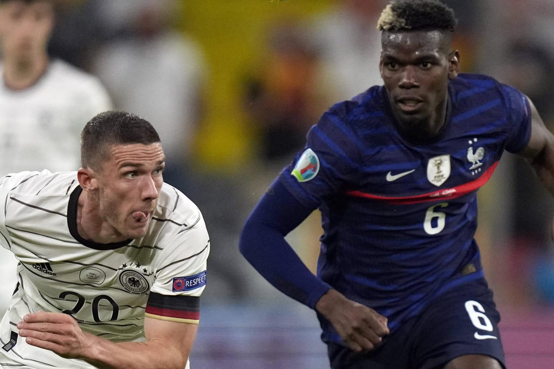 France - Allemagne:  notes, résumé vidéo… Pogba homme du match