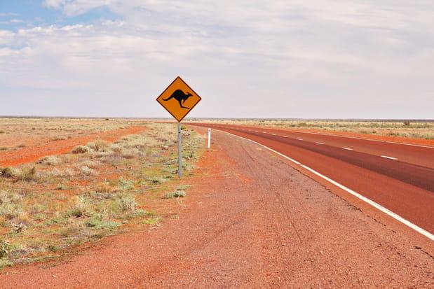 La plus grande île du monde : l'Australie