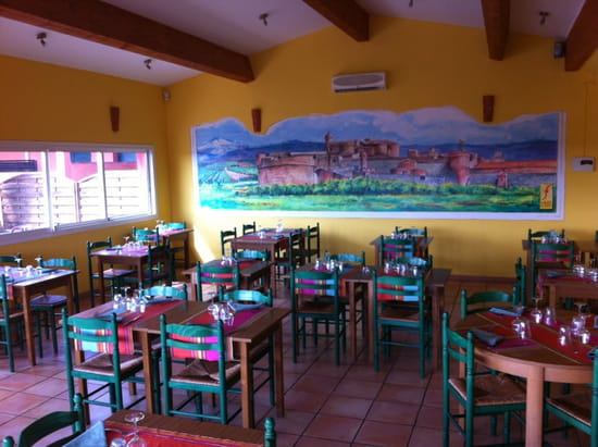 Restaurant Pizzeria du Fort de Salses