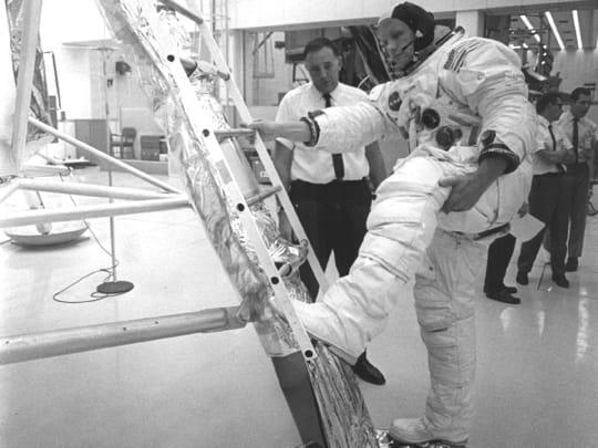 Préparation d'Apollo 11
