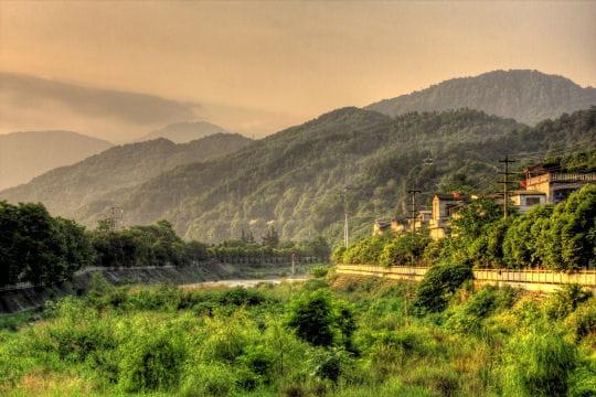 Le système d'irrigation de Dujiangyan