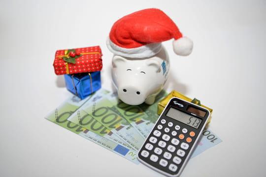 Prime de Noël: condition, montant et versement
